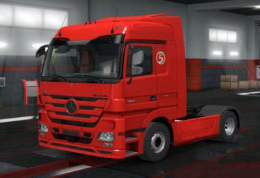Pack of Russian Skins for SCS Trucks by Mr.Fox v0.4