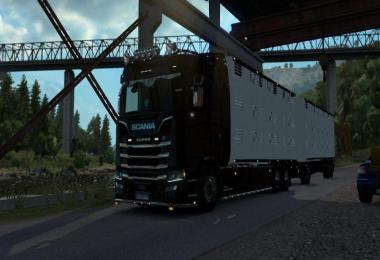 Pack Tandem Betaillere 1.36.x