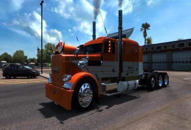 Peterlbilt 389 Edition Custom Danger v1.0 1.36.x