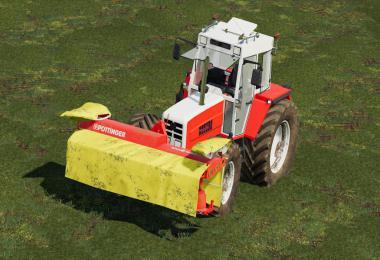 Pottinger NOVAALPIN Front Mower v1.0