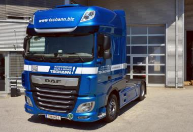 Real Paccar Mx Sound For Daf XF106 1.36