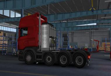 RJL Scania R & Streamline v2.2.5