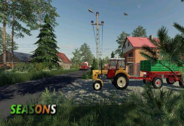 SANDOMIERSKIE OKOLICE SEASONS v1.0