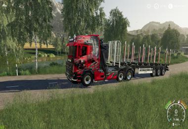 Scania 6x6 v1.0.0.0