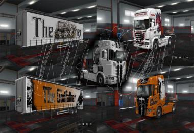 Scania Godfather Pack v1.0
