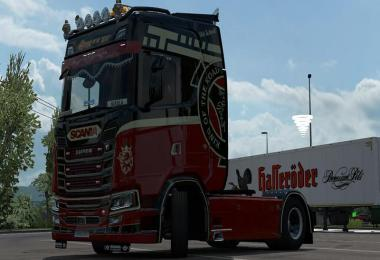 Scania NG Freestyler skin v1.0