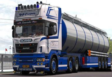 Scania R500 C&M Transport 1.36