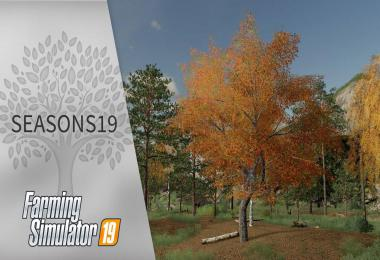 Seasons now available for PS4 and Xbox One!