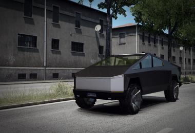 Tesla CyberTruck 1.36