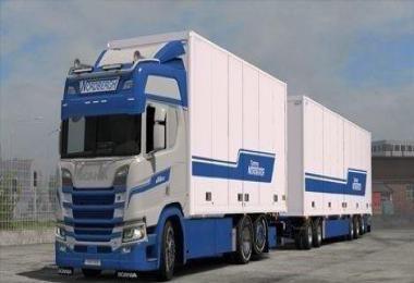 Tommy Nordbergh Scania R2016 Ekeri 1.36.x