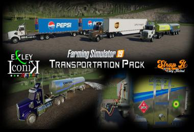 Transportation Pack v1.0.0.0
