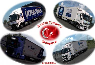 Turkish Company Skinpack v1.0