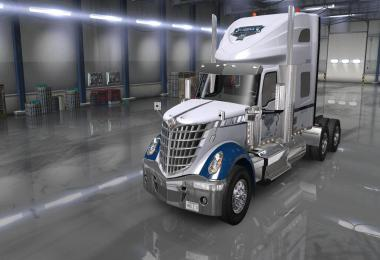 Uncle D Logistics VTC Lone Star Sky Rise Sleeper Skin 1.36