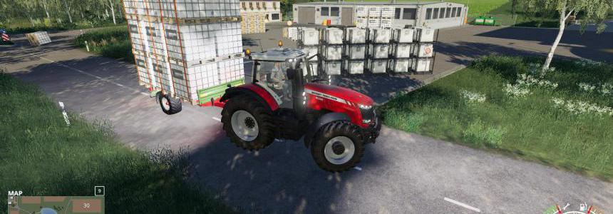 Autoload Pack With 3 Tiers Of Pallet v2.0.0.1