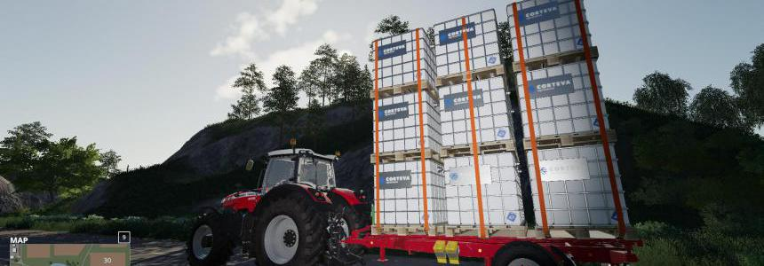 Autoload Pack With 3 Tiers Of Pallet Loading v1.0.0.1
