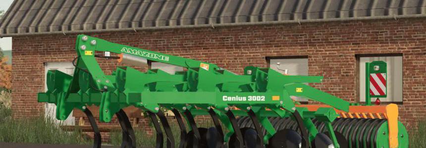 Amazone Cenius 3002 v1.1.0.0