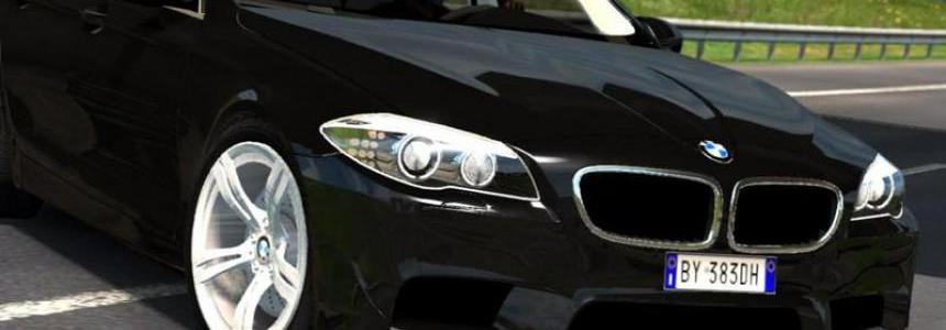 [ATS] BMW M5 Touring v1.2 1.36.x
