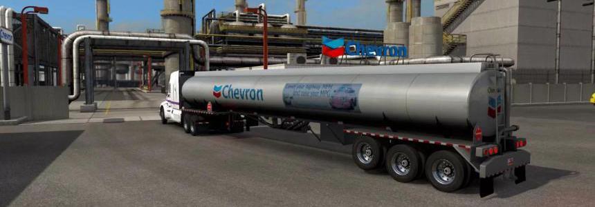 Ownable SCS Fuel Tanker Trailer beta 1.36.x