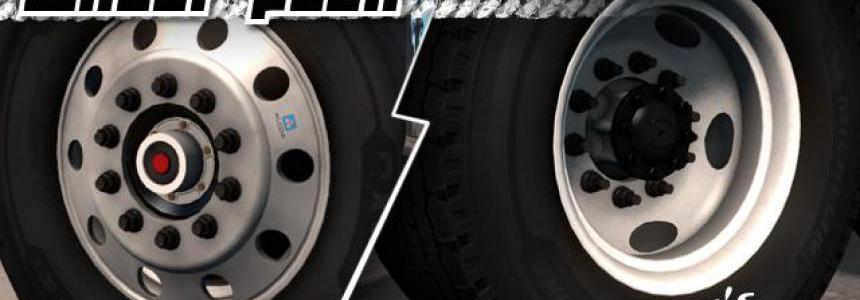 [ATS] Smarty's Wheel Pack v1.5.1 ATS 1.36