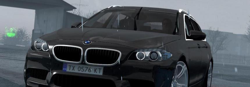 BMW M5 Touring 1.36