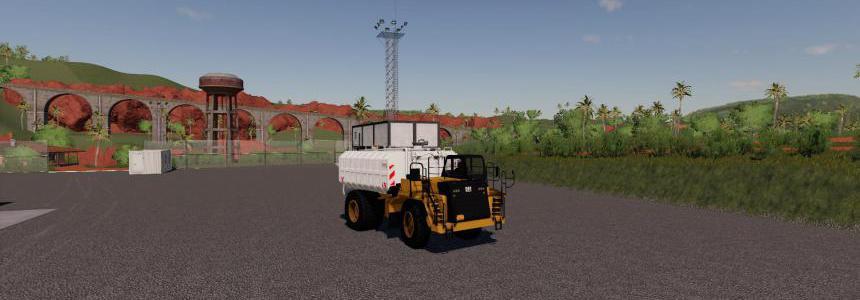CAT 773G Water Tank v0.1