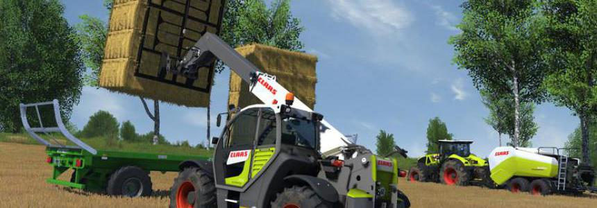 CLAAS SCORPION 7055 v0.9.0.1