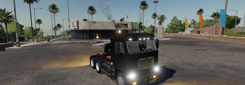 Freightliner argosy converted raw v1.0