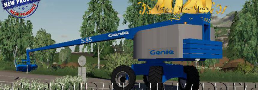 GENIE S85 AUTOMOTRICE v1.5