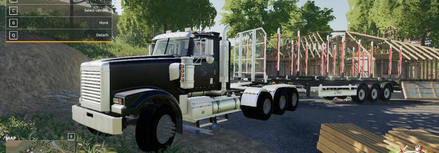 Giants Hauler Truck v1.0.0.0