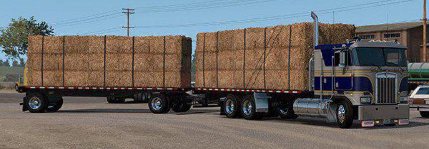 K100E Truck and Trailer Add-on Mod v1.3