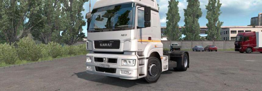 Kamaz 5490 Neo/65206 1.36