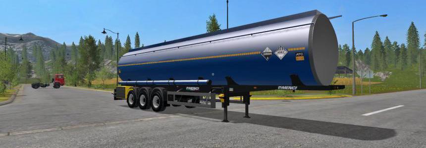 Koegel Cistern FS17 v1.0.0.0