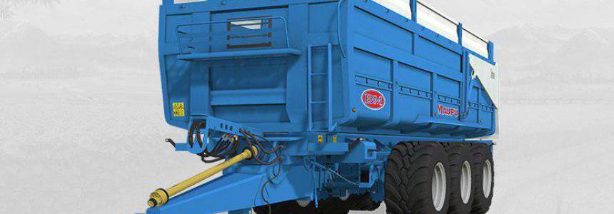 MAUPU TDM 7632 ORIGINE Red + Blue v1.0.0.0