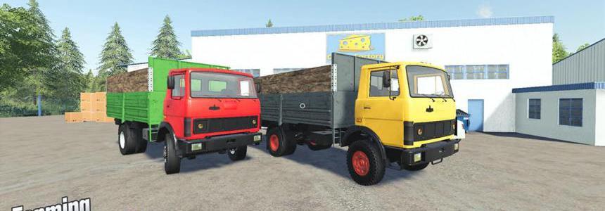 MAZ 5337 Truck v1.0.0.0