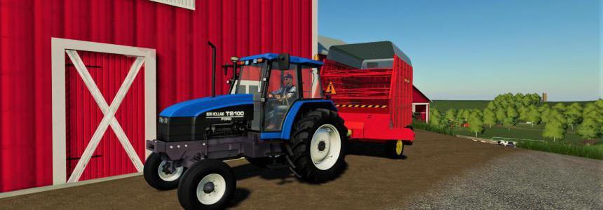 New Holland TS Series U.S. v3.0