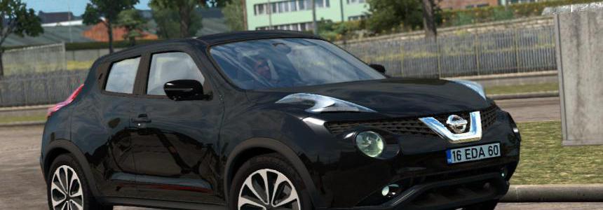 Nissan Juke v1.1 ATS 1.36