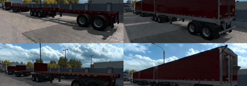 Road Trains [MP-SP] [TruckersMP] 1.36.x