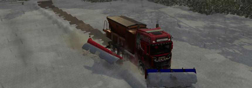 Scania NG Snowready v2.0