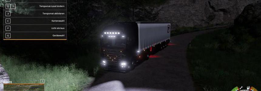 Scania R730 Semi by Ap0lLo v1.0.0.5