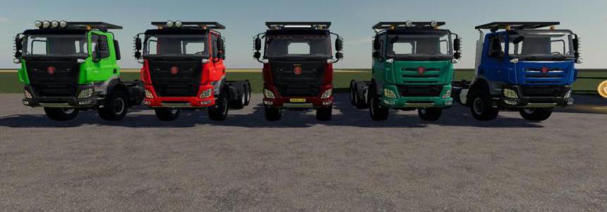Tatra 158 E6 Phoenix v1.0.0.0