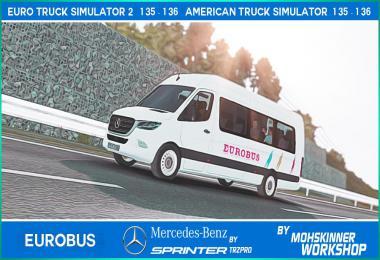 MohSkinner Wp - Mercedes Sprinter - EuroBus 1.35