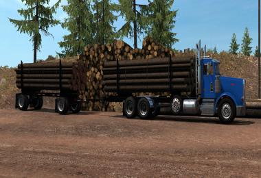 Heavy Truck And Trailer Add-On For Hfg Project 3xx 1.36.x