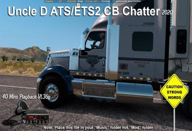 2020 Uncle D CB Chatter v1.36G