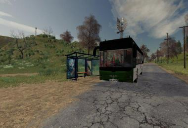 Man Lions City Bus With Stop v1.0.0.0