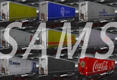 Sams Real Curtains Trailers v2.5