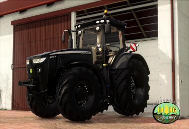 John Deere 8R Black Edition (2016-2018) Series official v1.0