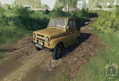 UAZ 469 v2.0