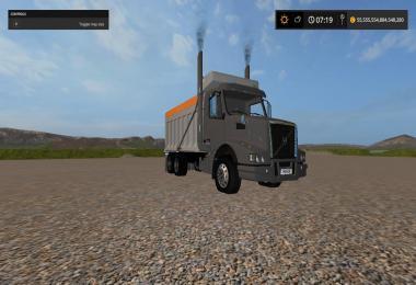 2018 Volvo VHD dump truck v1.0.0.2