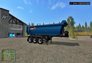 Schmitz Cargo Bull FS17 v1.0