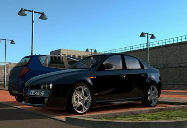 Alfa Romeo 159 v1.1 ATS 1.36